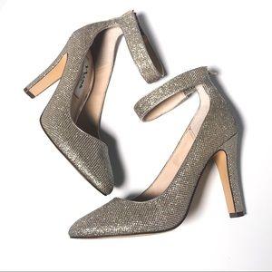 Nina Shoes Ivelis Pumps Latte Dreamland Champagne